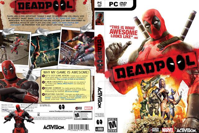 تحميل لعبة Deadpool برابط واحد مباشر
