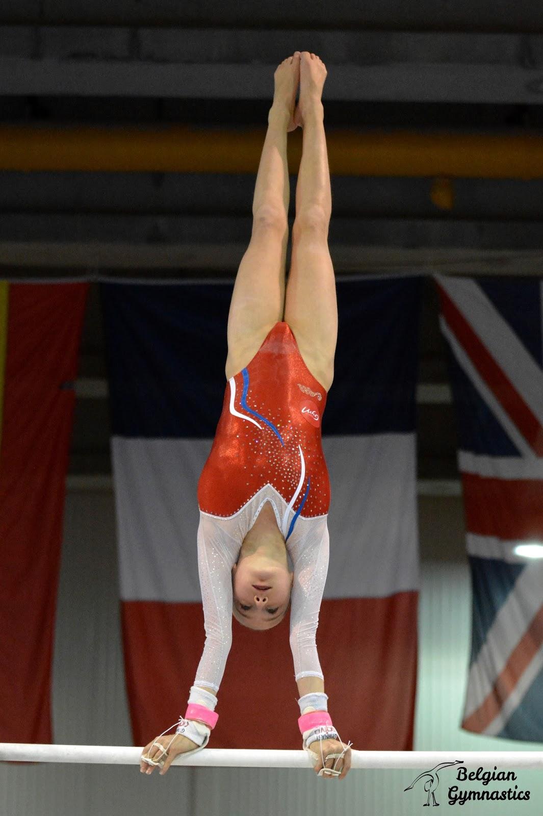Belgian Gymnastics Novembre 2017