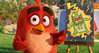 Screenshot Angry Birds Movie (2016) Subtitle Indonesia 3gp