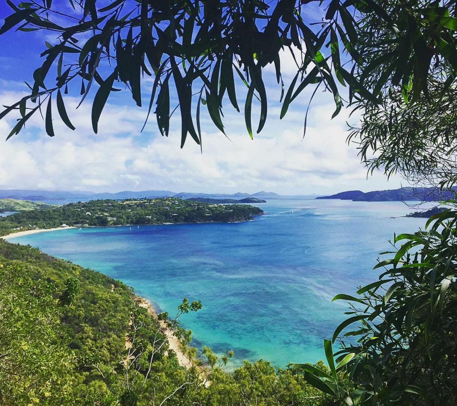 hamilton island lookout
