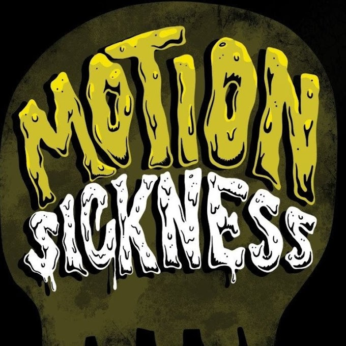 "Motion Sickness release video for new song ""Catch Your Breath"" (feat  Shane Told)"