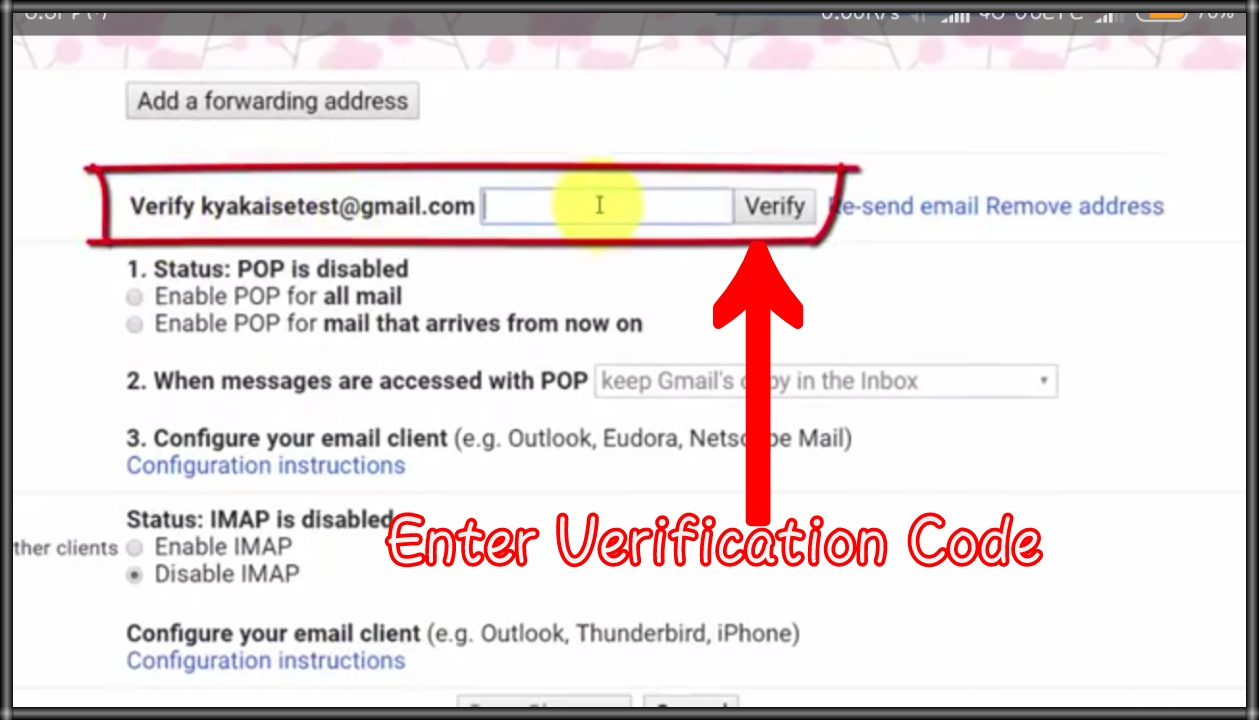 How Change Gmail Address In Hindi