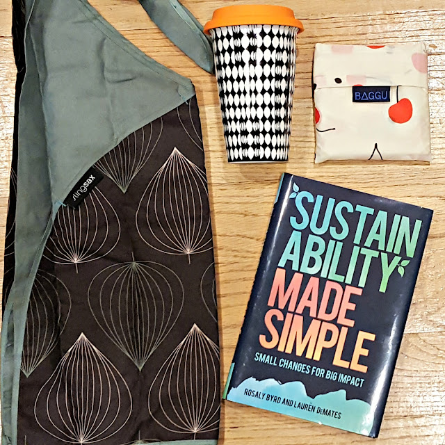 hard cover books, love reading, easy ways to reduce reuse and recycle, save the planet in 5 easy steps, waste free living for dummies, natural ways to stay focused, zero waste home, millenials guide to sustainable living