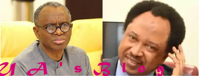 Stop talking about my hair, or I'll report you to Imam Council, Shehu Sani warns Gov's wife