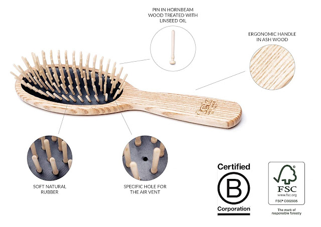TEK wooden brush benefits