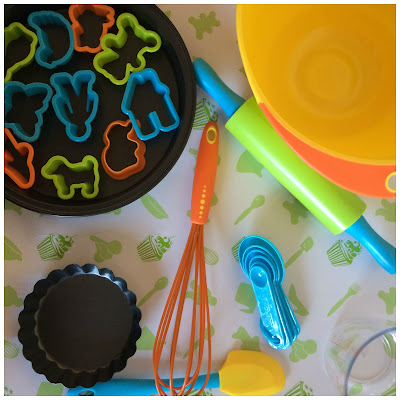 My Perfect Pastry set from Annabel Karmel #Review