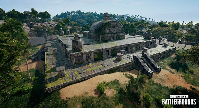 PUBG Sanhok map: best places for loot, where to drop