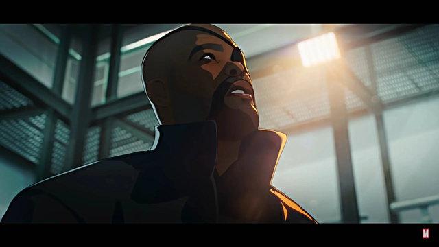 What If…? bir animasyon dizisi olduğu için oyunculardan değil, karakterlerden bahsetmek gerekiyor. Fragman S.H.I.E.L.D. yöneticisi ve Avengers'ı toplayan adam olarak tanıdığımız Nick Fury ile başlıyor ve bir süre bize uzay, zaman ve gerçeklikten bahsediyor. Karşılaştığımız diğer karakterler ise daha da heyecan verici.