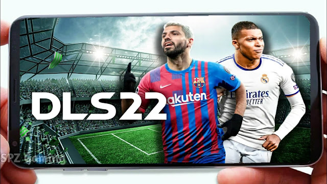DLS 22 Android Offline 300 MB Best Graphics - Dream League Soccer 2022