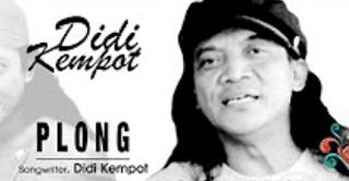 Lirik Lagu Plong - Didi Kempot