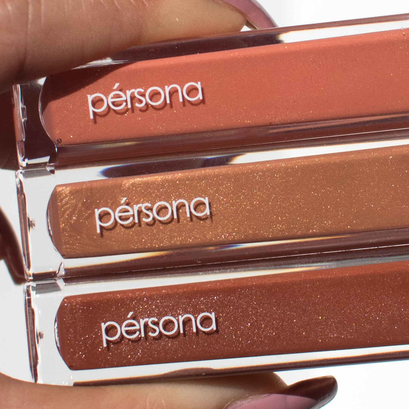 Persona Cosmetics Season One Lip Glosses