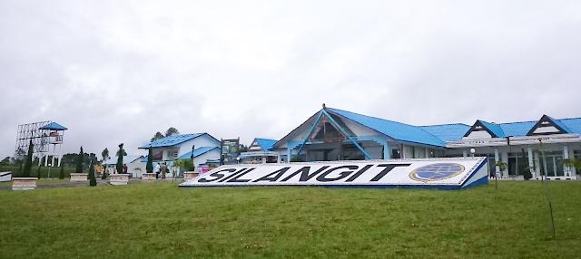 Bandara Silangit di Tapanuli Utara