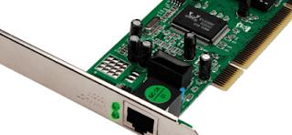 Fungsi LAN Card Personal Komputer