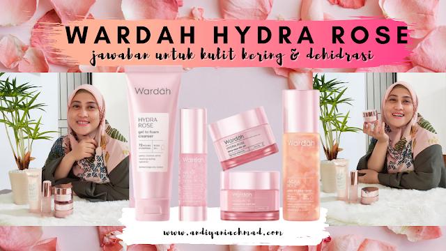 Wardah Hydra Rose