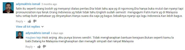 Komen Fatin Shiqdia Indonesia