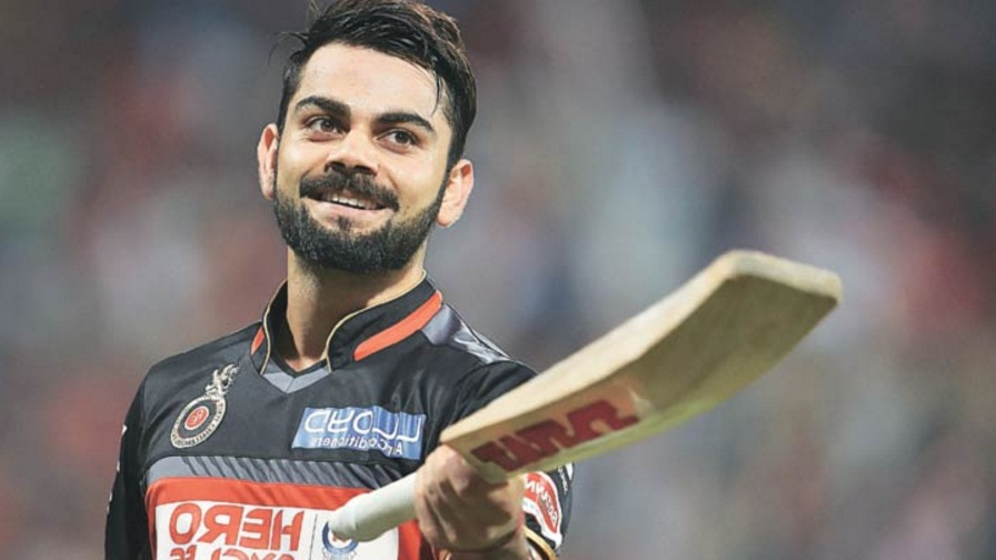 Virat Kohli Salary $3 Million Annual in 2017