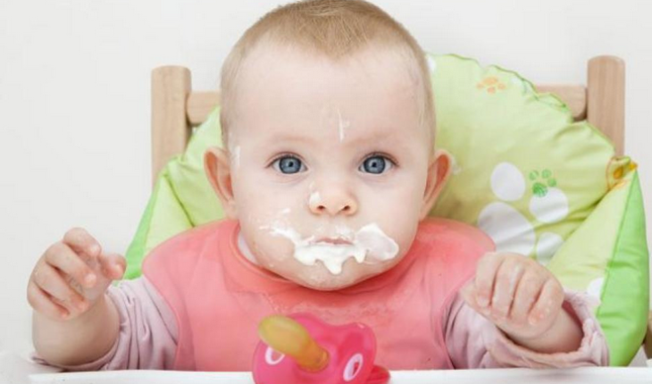 Penyebab bayi sering gumoh addeliya