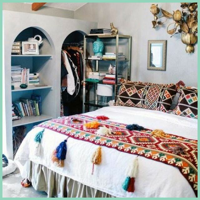 Ideas para una decoración Boho Chic-6
