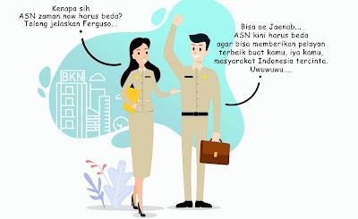 ASN Jaman Now Harus Beda | Lokerind.com