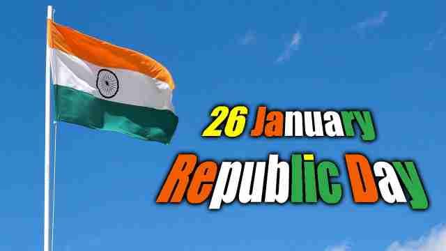 Indian flag essay on Rebpublic day