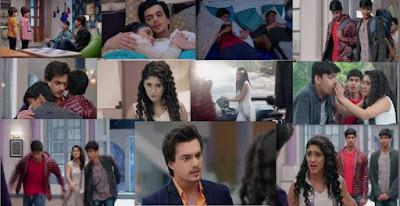 """Yeh Rishta Kya Kehlata Hai Episode 11th February 2019 Written Update """" Naira Exposes Luv-Kush """"."""