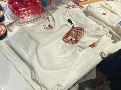 チャムスの面白いTシャツ