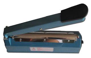 impuls sealer 20cm press plastik