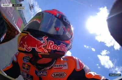 FP2: Marquez Pimpin Anak-anak Honda Kuasai Lintasan Argentina
