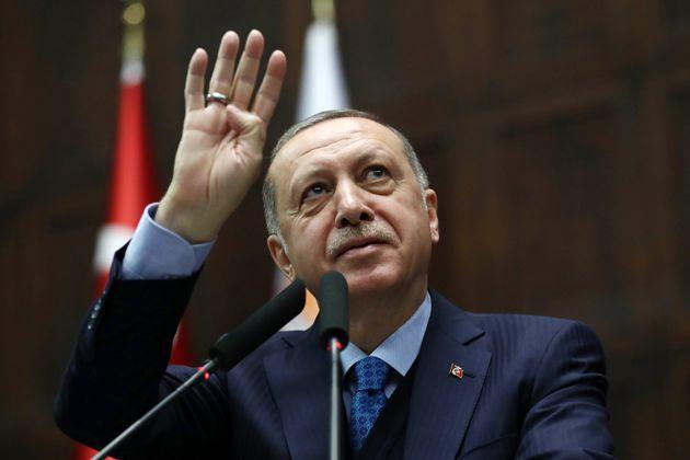 Οι σχέσεις της Τουρκίας με τη Μουσουλμανική Αδελφότητα