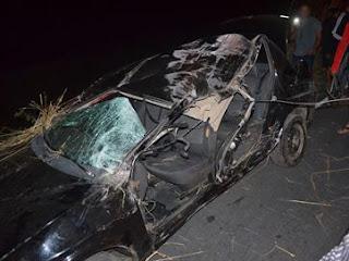 Acidentes em rodovias da PB deixam seis mortos e oito feridos em poucas horas