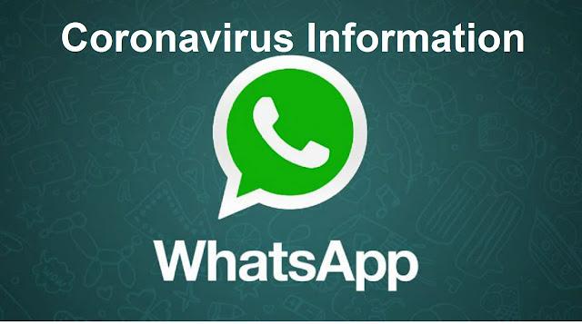 Whatsapp Coronavirus Information Hub Launched