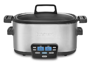 cuisinart MSC-600 3-In-1 cook central 6-quart multi cooker