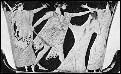 Aeschylus' Oresteia: Light & Dark Imagery