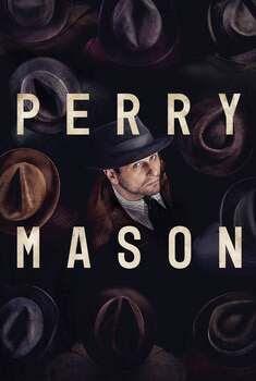 Perry Mason 1ª Temporada Torrent - WEB-DL 720p/1080p Dual Áudio