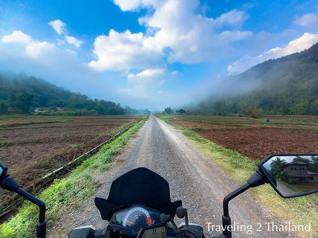 Motorbike Riding in Thailand