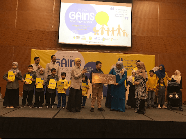 GAINS Education Group