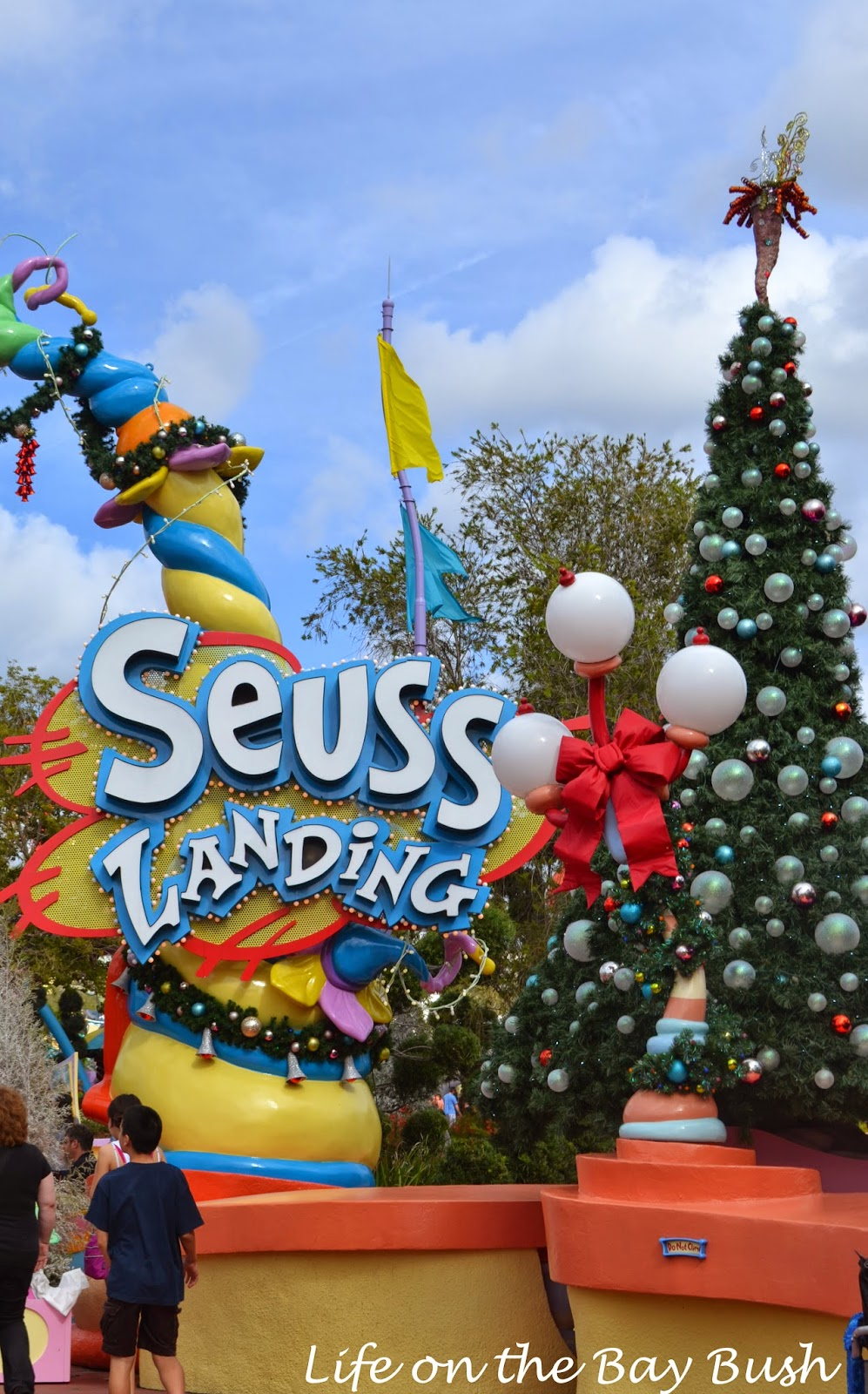 Universal - Islands of Adventure Christmas
