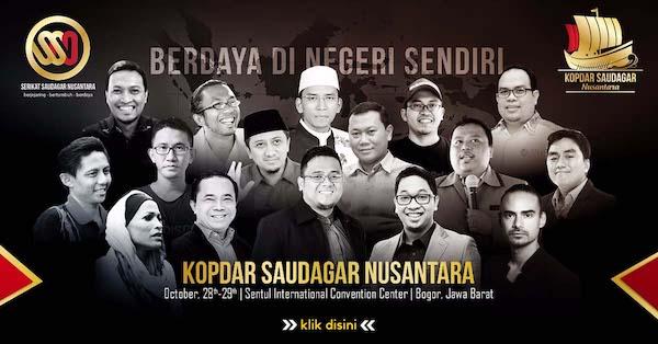 Kopdar Saudagar Nusantara