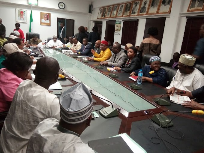 FG, ASUU Set to Resume Negotiations to End Strike #Arewapublisize