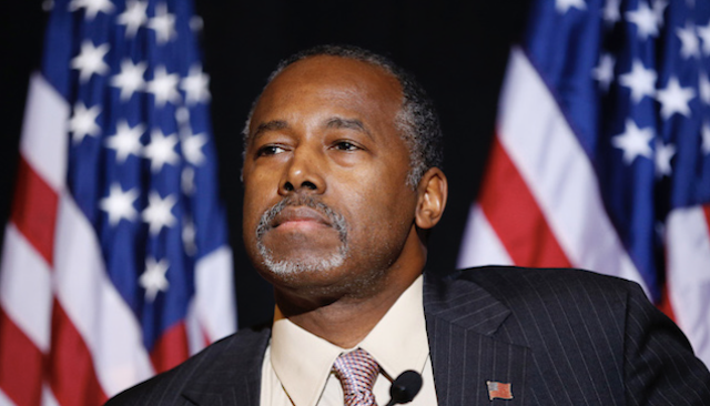 Ben Carson counterpunches against pro-abortion Ilhan Omar