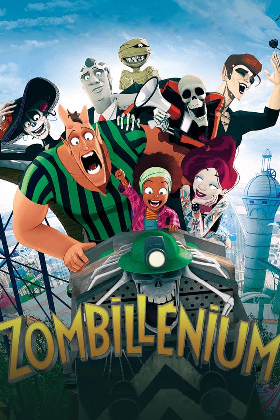 Zombillénium [2017] [DVDR] [NTSC] [Latino]