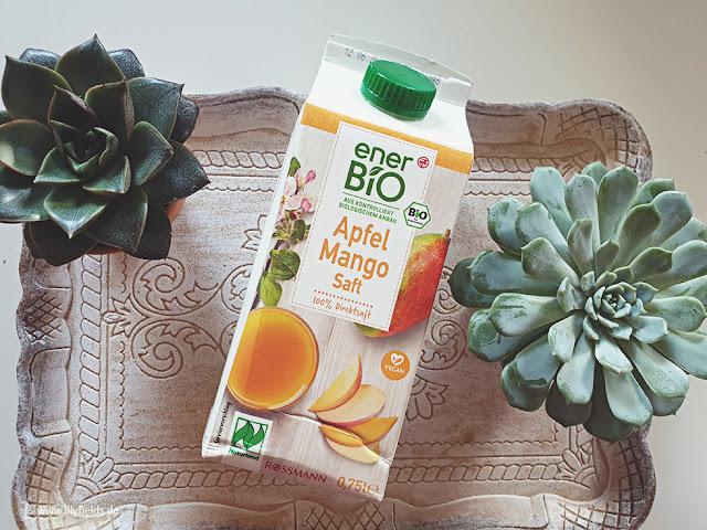 enerBio - Apfel Mango Saft