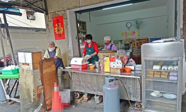 福海街蛋餅素食早餐~新莊素食早餐、捷運新莊站素食