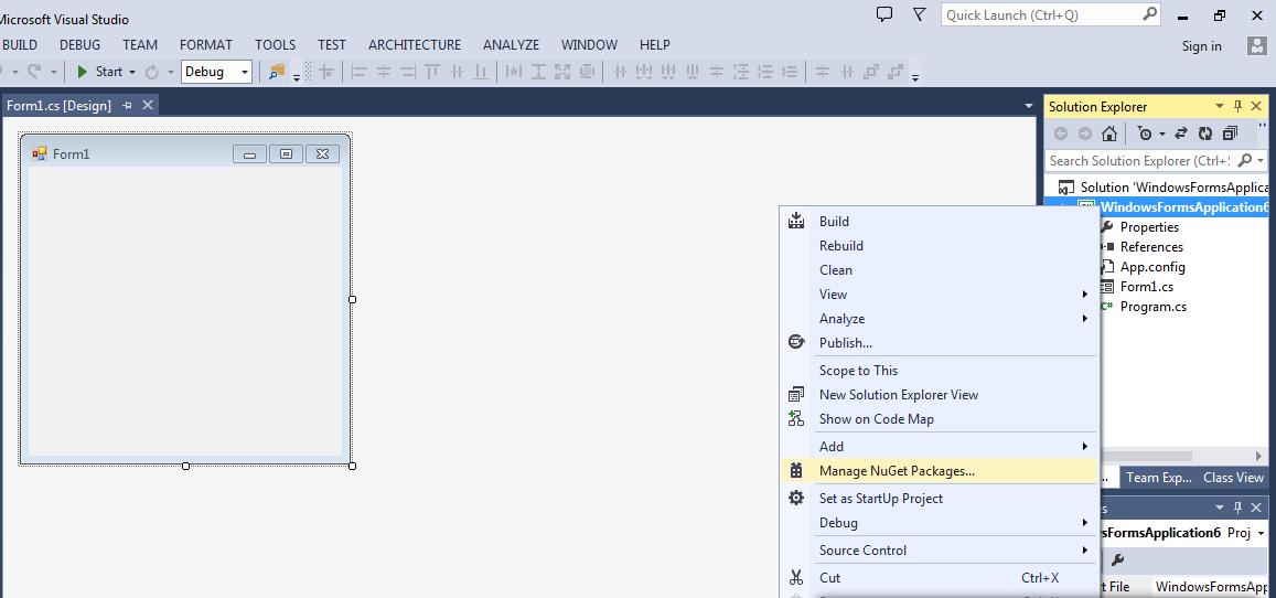 How to use Winforms Modern UI Metro framework - C# Tutorials