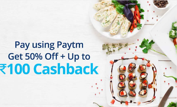 Paytm - Get Rs 200 Cashback on Bus Ticket Booking of Rs 500