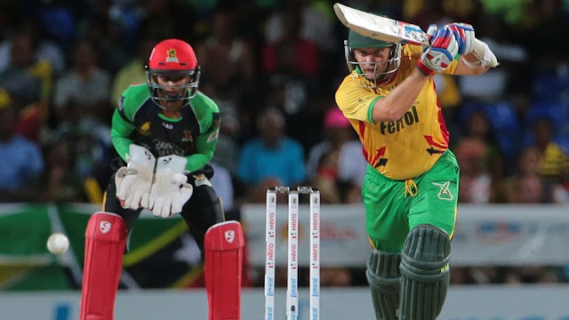 CPL T20 : Guyana Amazon Warriors vs St Kitts and Nevis Patriots Live Streaming