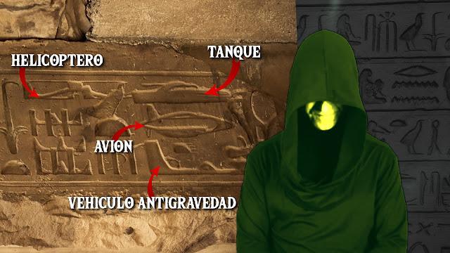 Jeroglífico de Abydos