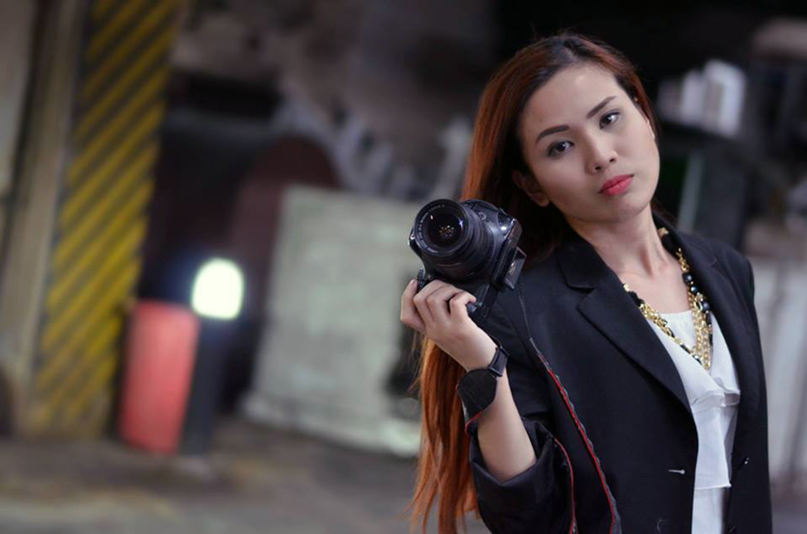 Rhoda Fajardo | Rebel Architect, Manila Female Photographer and Coffee Addict