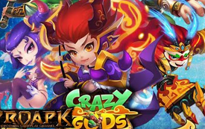 cryazy gods casual games for android