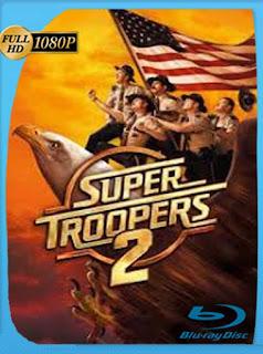 Super Troopers 2 (2018) HD [1080p] Latino [GoogleDrive] SilvestreHD